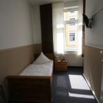 Beispiel eines Einzelzimmers