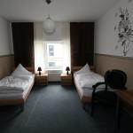 Beispiel eines Doppelzimmers
